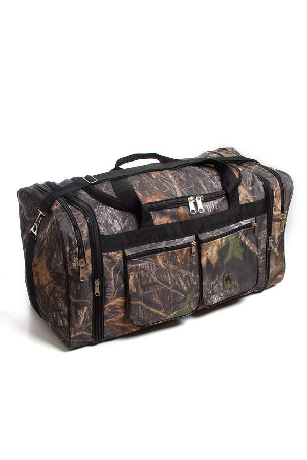 Дорожная сумка АЛ-7(молния 10 камуфляж)